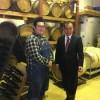 月刊「商工会」取材:群馬県利根郡昭和村「奥利根ワイン株式会社」